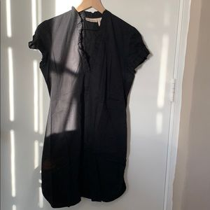 DKNY dress with Pocket detail on sides.